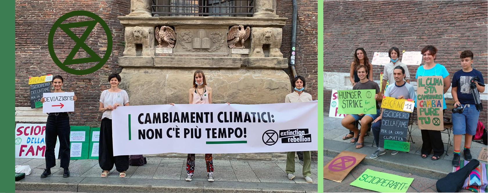 Anche la nostra casa è in fiamme: agire contro la crisi climatica e ambientale in Italia. Secondo appuntamento con Extinction Rebellion e Giudizio Universale