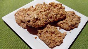 ricetta biscotti alle mandorle