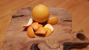 ricetta scorze di arancia candite